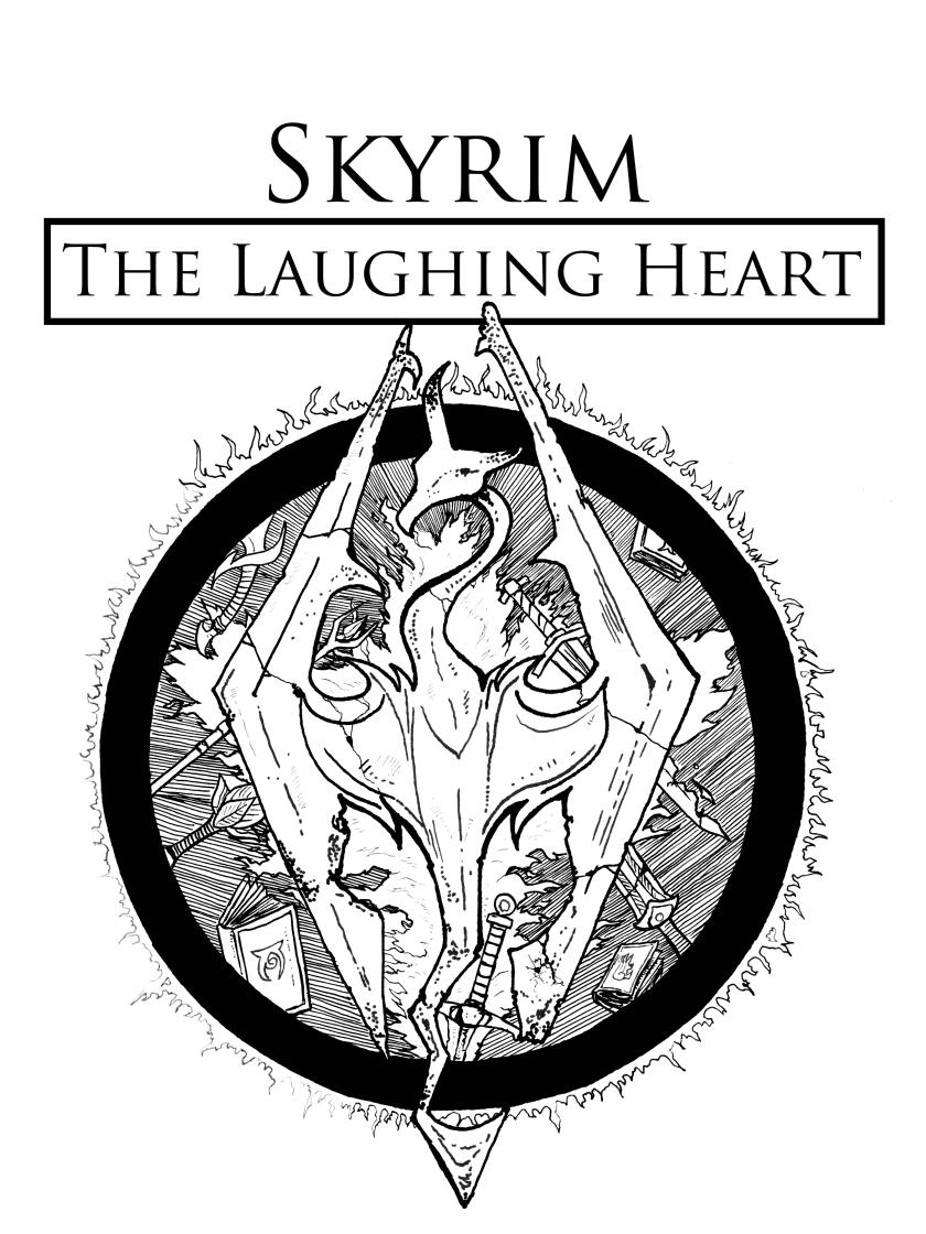 08-31-17 Skyrim Title Page