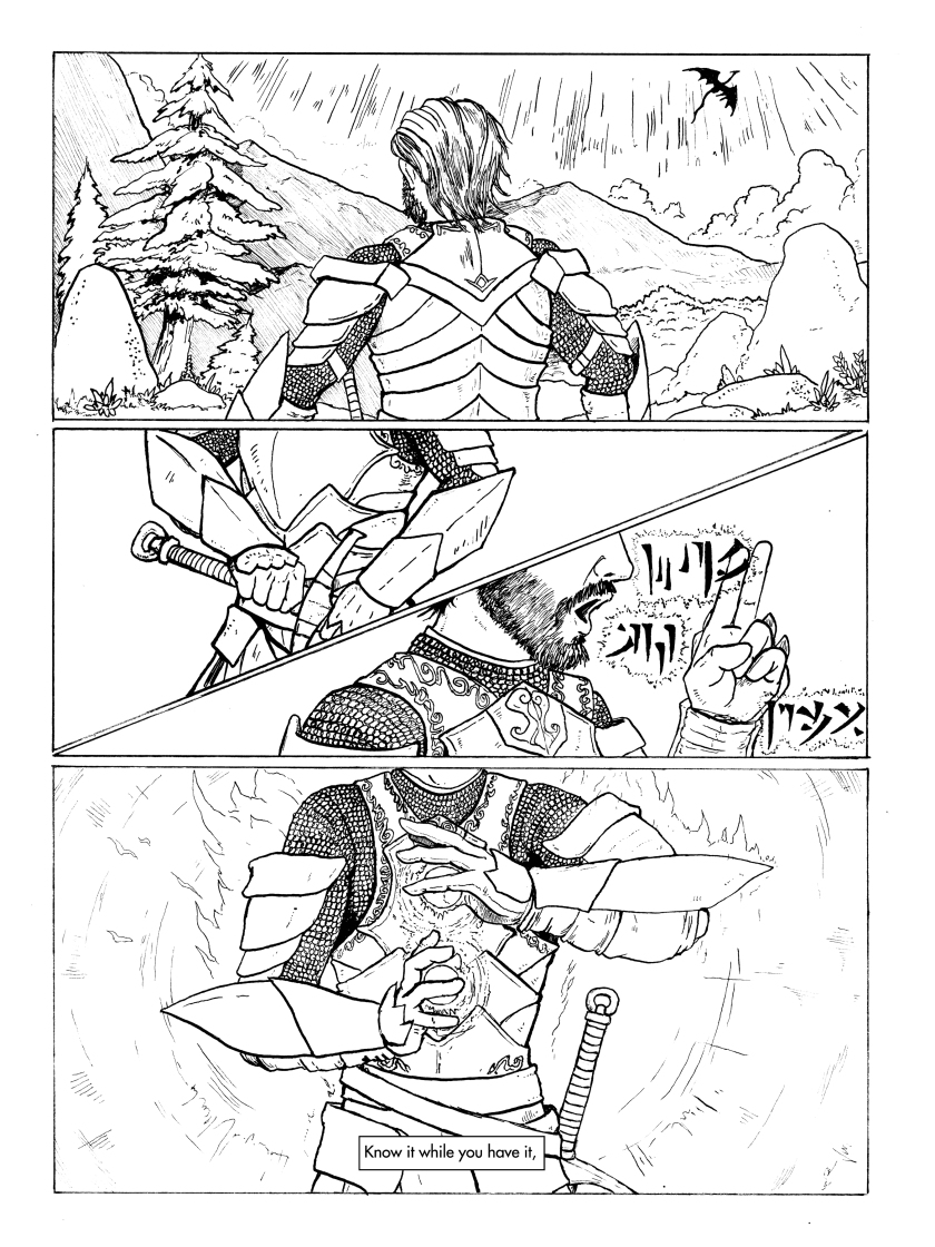 Skyrim Pages 11
