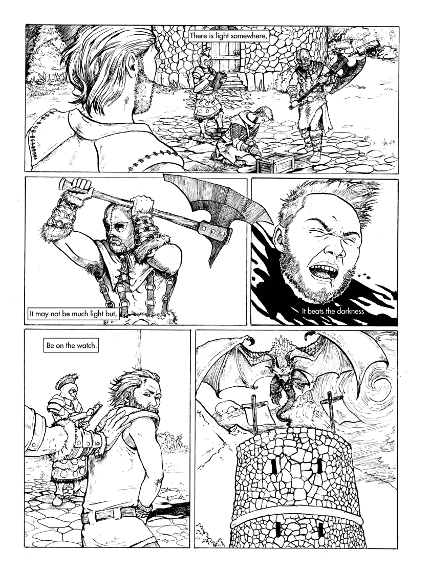 Skyrim Pages 2