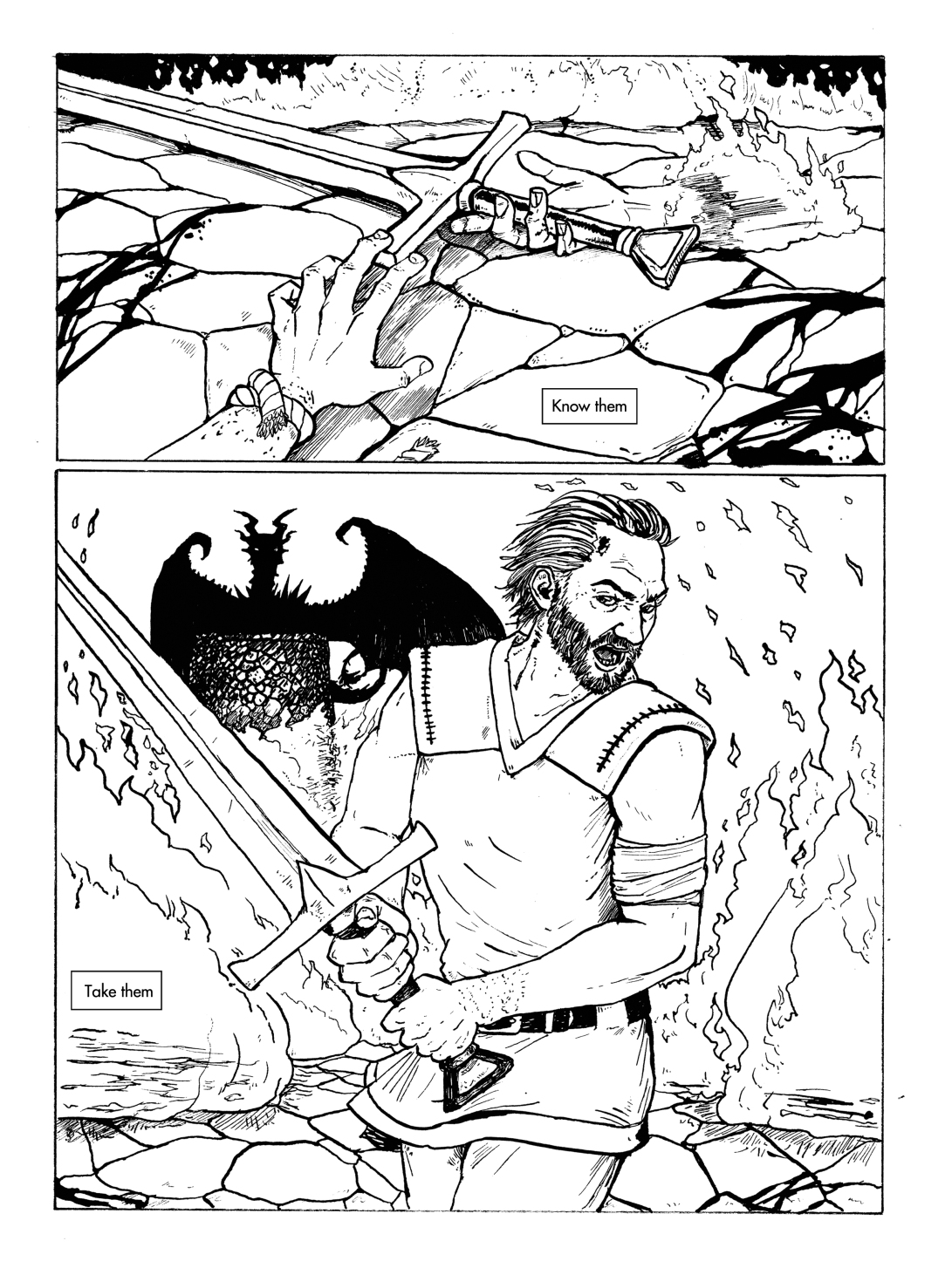 Skyrim Pages 4